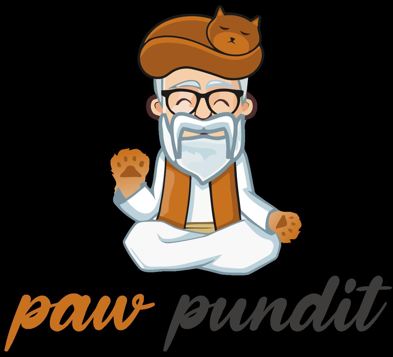 Paw Pundit: Combination of Pawsitivity & Pawsomeness